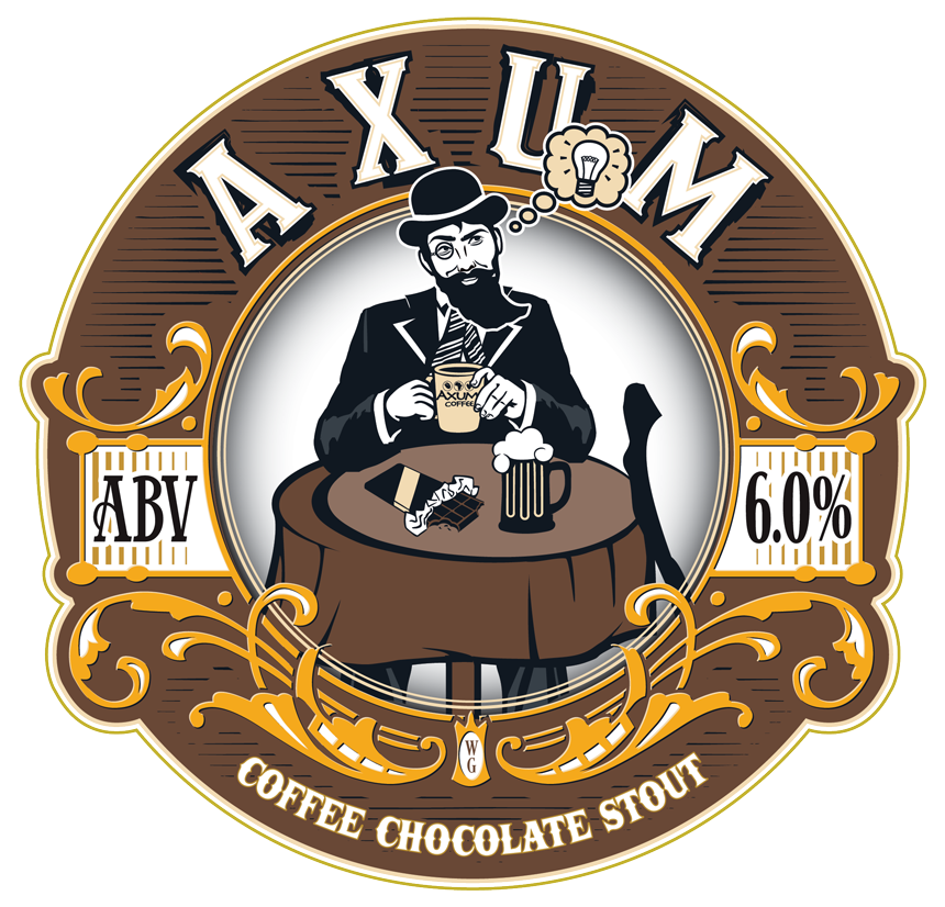 Axum Coffee Stout (Winter)